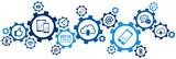 Mobile Communication / Social Media Challenges Design - 159724793