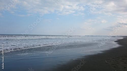 海の広がり