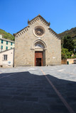 chiesa di Manarola - Cinque Terre