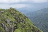 Little Adams peak shortly before rainfall, Ella, Sri Lanka