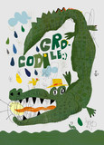 Крокодил - 159740704