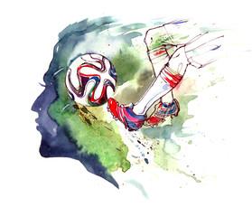 football © okalinichenko