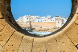 views to maritime town of essaouira, morocco
