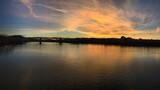 40th Street Bridge Sunrise, Pittsburgh