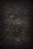 Abstract black paint...