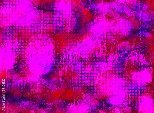 Neon Grunge Background