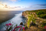 Uluwatu cliff of Bali, Indonesia