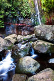 25 Fontes waterfall, Madeira PtI