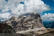 Quadro Vacanze passeggiando per le Dolomiti