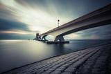 längste Brücke in Niederlande, Zeelandbrug, Zeeland, Zierikzee