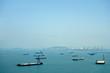 Quadro Shanghai Hafen