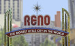 Reno Arch sign in downtown Reno, Nevada