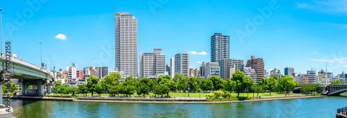 都市風景 日本 大阪 © beeboys