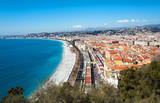 The sunny places of Nice