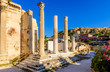The historical centre of Athens near Monastiraki square, Athens, Greece