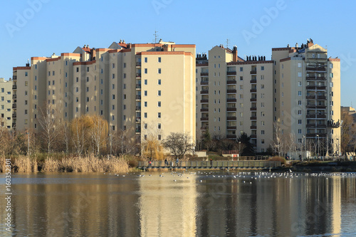 Osiedle mieszkaniowe Gocław nad Jeziorem Balaton, Warszawa
