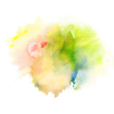 Abstract watercolor splash background. - 160446535