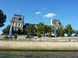 セーヌ川からの眺め