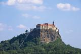 Blick auf die Riegersburg, steirisches Vulkanland in Österreich - 160521905