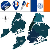 Boroughs of New York City - 160541317