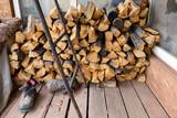 firewood for sauna