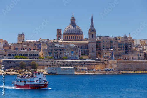 Valletta. St. Paul's Cathedral.