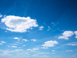 background of sky with clouds