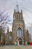 Бельгия. Брюгге. Церковь Святой Магдалины