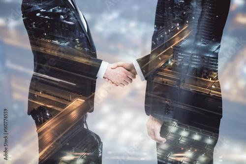 Partnership concept - 160776559