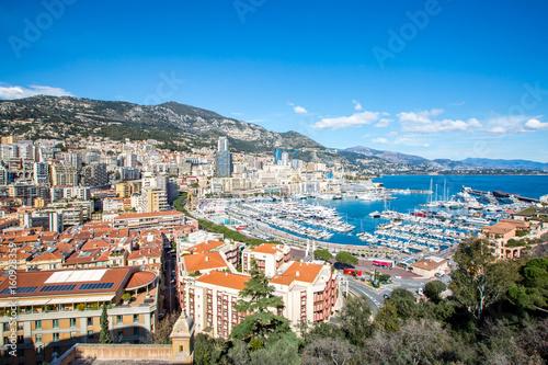Foto op Plexiglas F1 Monaco Monte Carlo
