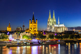 Cologne Cathedral River Rhine - 160928567