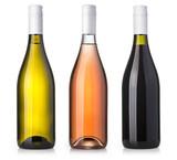 wine  bottle isolated - 160960338