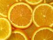 Quadro orange fruit  texture