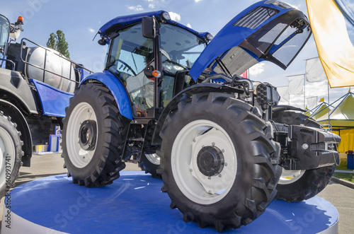 Machinery for agriculture