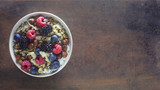 Muesli with Nuts and Berries