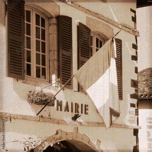 Mairie / France (La Bastide-Clairence)