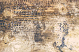 Brown grunge wall stone background or texture rock