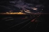 Autostrada nocą