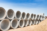 Concrete drainage pipes - 161143133