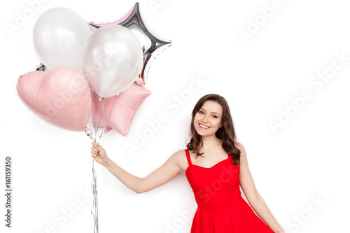 Content model with balloons
