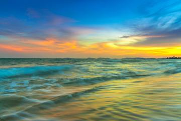 beach with Twilight