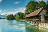rivière de Suisse L'Aar