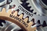 3d Zahnräder  Content Marketing