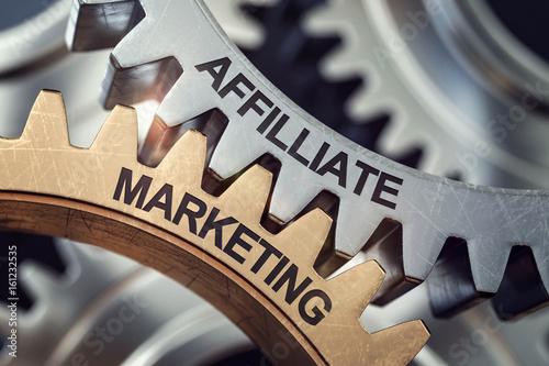 3d Zahnräder  Affilate Marketing