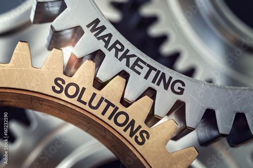 3d Zahnräder  Marketing Solutions
