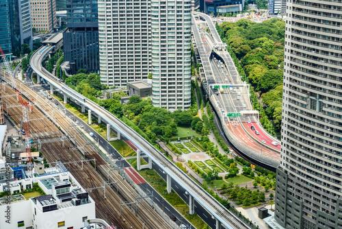 首都圏の交通網