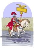 The Roman Centurion or Tribune - 161263712