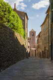 Montecatini Val di Cecina is a small  medieval hilltown in Tuscany, Italy