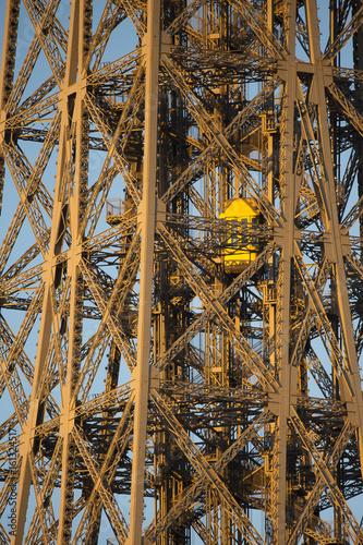 Ascenseur tour Eiffel