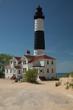 Big Sable Point Lighthouse Lake Michigan